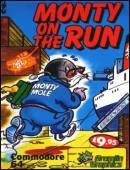Monty on The Run box cover