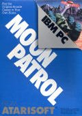 Moon Patrol box cover