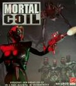 Mortal Coil: Adrenalin Intelligence box cover