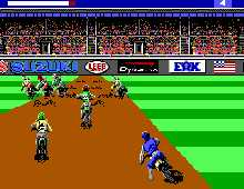 Motocross screenshot