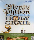 Monty Python's Quest for The Holy Grail box cover