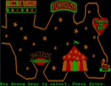 Muppet Adventure: Chaos at the Carnival screenshot