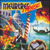 Murder in Venice box cover