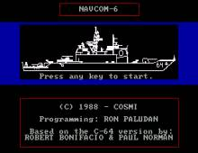 Navcom 6 screenshot