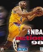 NBA Action '98 box cover