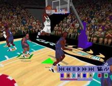 NBA Action '98 screenshot