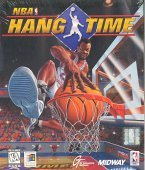 NBA Hangtime box cover