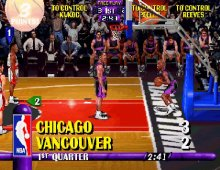 NBA Hangtime screenshot