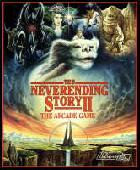 Neverending Story II, The box cover