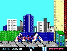 Ninja Gaiden: Ninja in The USA screenshot