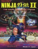 Ninja Gaiden 2: Dark Sword of Chaos box cover