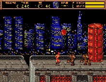 Ninja Gaiden 2: Dark Sword of Chaos screenshot
