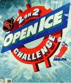 NHL Open Ice 2 on 2 Challenge box cover