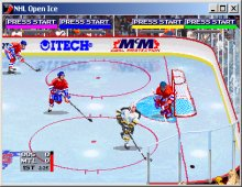NHL Open Ice 2 on 2 Challenge screenshot