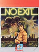 No Exit box cover