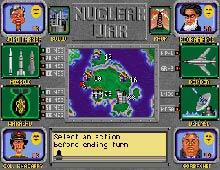 Nuclear War screenshot