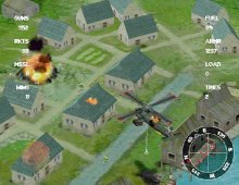 Nuclear Strike screenshot