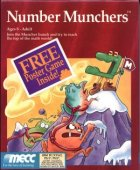 Number Munchers box cover