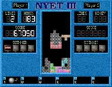 Nyet 3: The Revenge of The Mutant Stones screenshot