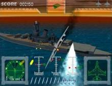 Ocean Battle, The screenshot