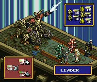 Ogre Battle screenshot