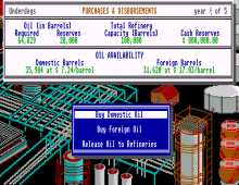 Oil Barons screenshot