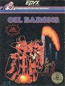 Oil Barons (Epyx) box cover