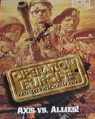 Operation Europe box cover