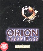Orion Conspiracy, The box cover