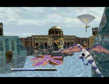 Panzer Dragoon screenshot