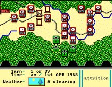Panzer Battles screenshot