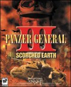 Panzer General III: Scorched Earth box cover