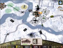 Panzer General III: Scorched Earth screenshot