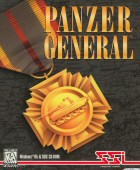 Panzer General for Windows 95 box cover