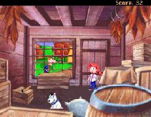 Pepper's Adventures in Time screenshot