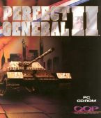 Perfect General 2, The box cover