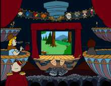 Peter and The Wolf screenshot
