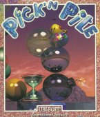 Pick 'n Pile box cover