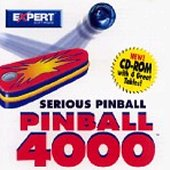 Pinball 4000 box cover