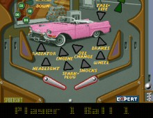 Pinball 4000 screenshot