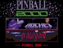 Pinball 2000 screenshot