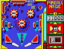 Pinball Magic screenshot