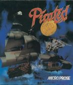 Pirates! Gold for Windows box cover