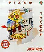 Pizza Tycoon box cover