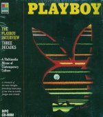 Playboy Interview: Three Decades, The box cover