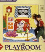 Playroom, The box cover