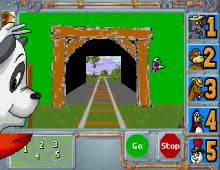 Pong & Kooky's Cuckoo Zoo screenshot