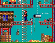 Popeye 2 screenshot