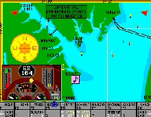 Dolphin Powerboating Simulator III screenshot