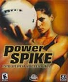 Power Spike Pro Beach Volleyball box cover